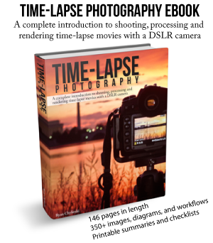 timelapse photography book